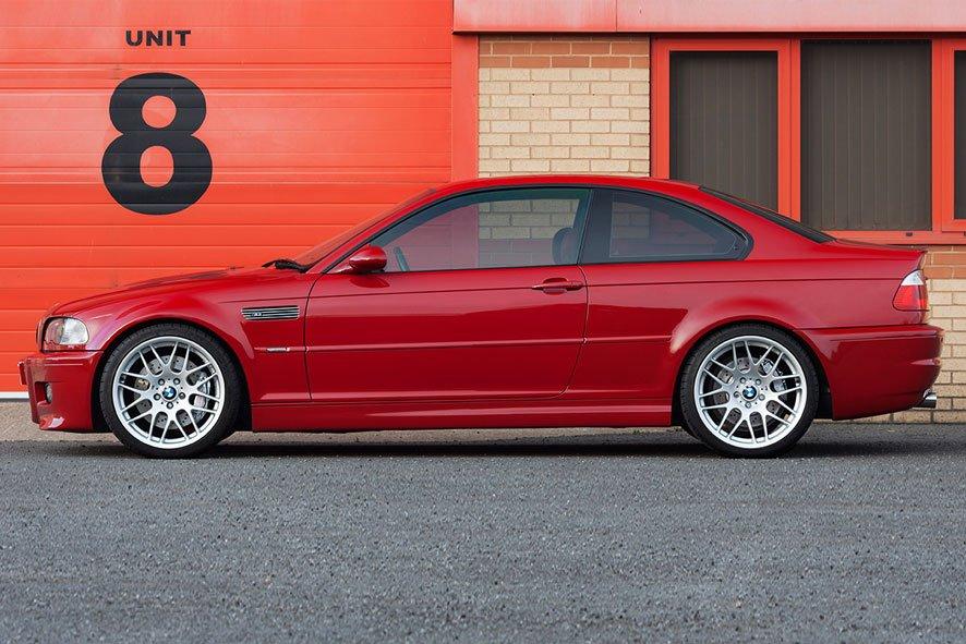 Imola Red E46 M3